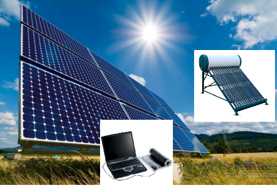 солнечная энергия для дома