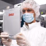 литиево ионные батареи