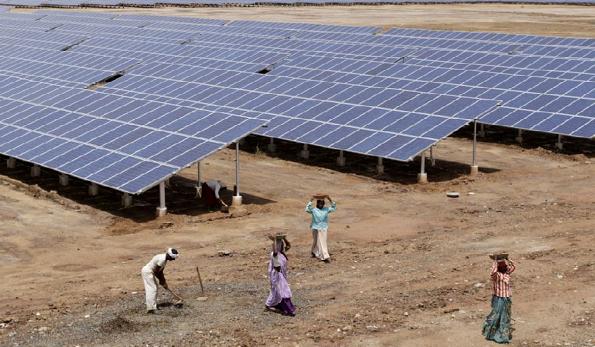 солнечная электростанция будет обладать мощностью в 52 МВт
