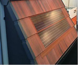 Новые Солнечные модули Intecto, интегрированная PV черепица от Romag