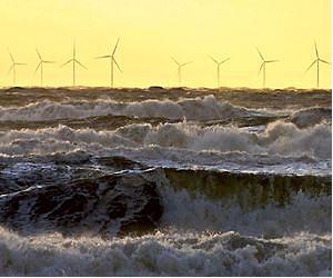 ветряные электростанции 3 ГВт до 370 ГВт
