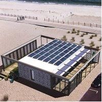 Энергоснабжение  Дома Надежды, на солнечных батареях