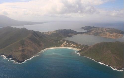 геотермальные проекты, находящиеся на острове Невис.