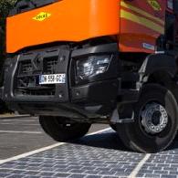 Дороги на солнечных батареях