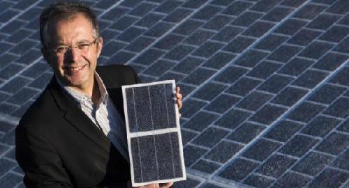 Использование солнечных панелей на дорогах