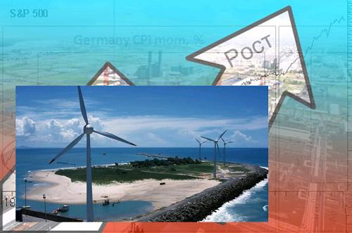 крупнейший в мире производитель ветровых турбин