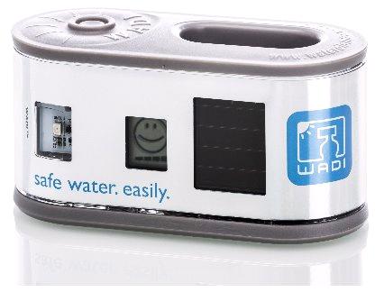 Безопасный прибор для  Солнечного обеззараживания воды