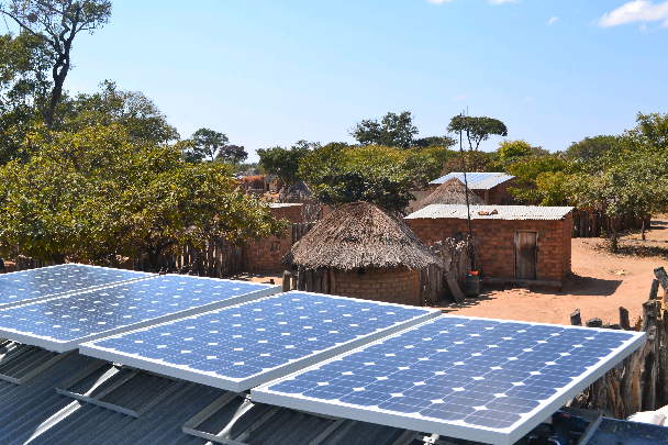 Швеция инвестирует на экологически чистую энергию в Замбии