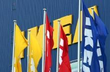 IKEA солнечные магазины