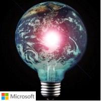 Microsoft использует энергию солнца