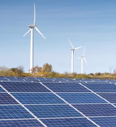 Солнечная электростанция Nissan