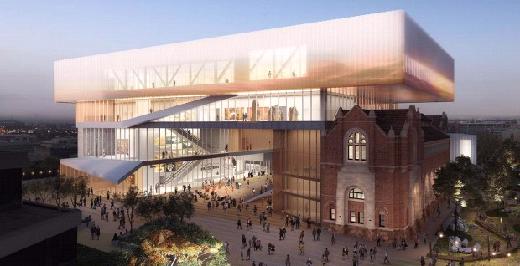 В новом музеи Западной Австралии быть солнечной энергии