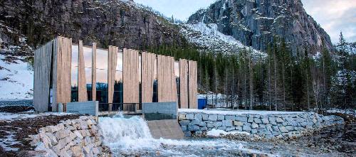 Норвегия сумела уже почти на все 100% удовлетворить свои энергетические потребности с помощью ВИЭ