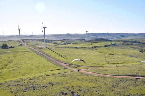В Уругвае уровень производства  электроэнергии  посредством ВИЭ достиг почти 95 %.