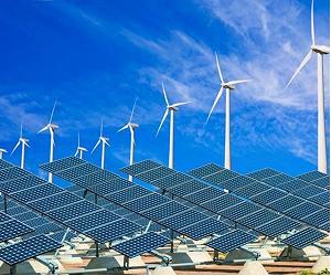 Развитие возобновляемых источников энергии