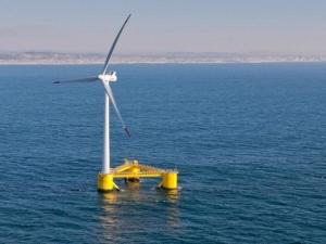 плавающие ветрогенераторы