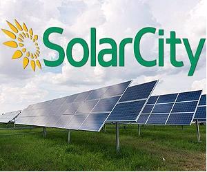SolarCity установило  панели солнечных батарей