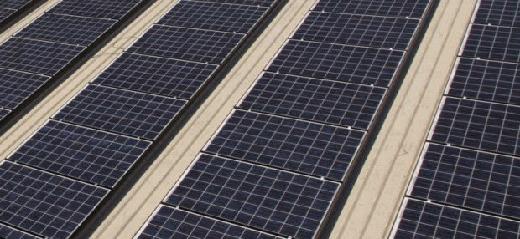 На солнечные фотоэлементы приходится 20