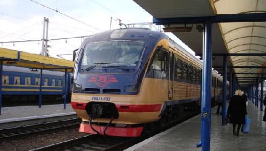 Поезда обуздают солнечную энергию