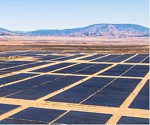 солнечная энергетика США