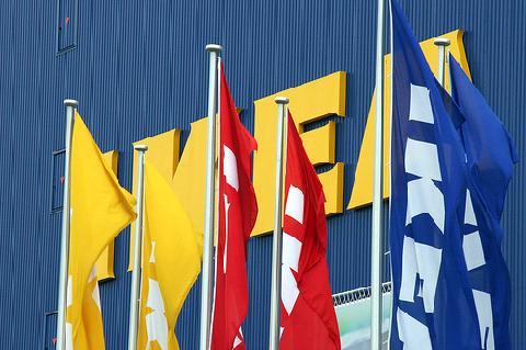 мощности возобновляемых источников электроэнергии IKEA