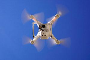 дроны в солнечной энергетике