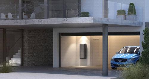 Mercedes накопители энергии для дом