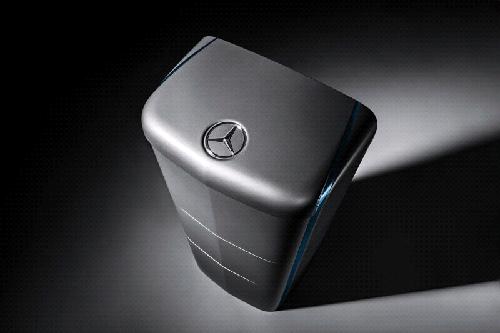 Mercedes системы хранения энергии