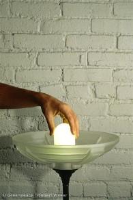 Установите у себя дома энергосберегающие лампы