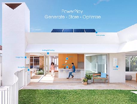 солнечная энергия интеллектуальных решений для дома