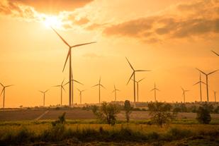 Ветряных электростанций тоже станет больше