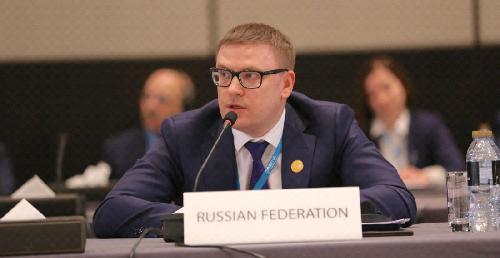 первый заместитель министра энергетики РФ