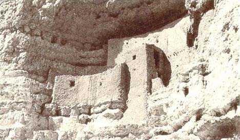 Крепость Монтесумы