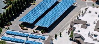 В Калифорнии жители будут устанавливать солнечные панели на крышах