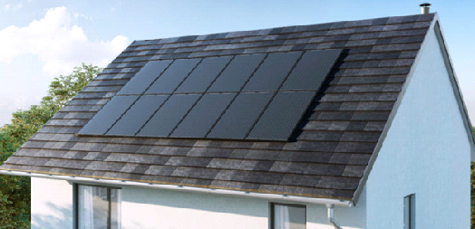 Nissan начала предлагать солнечные панели