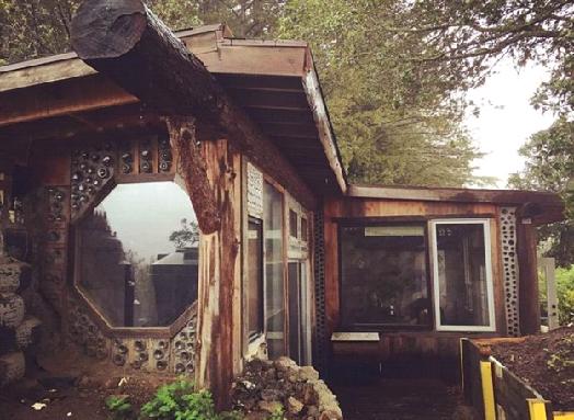 шикарный дом в горах