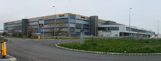Компания Amazon  Великобритания