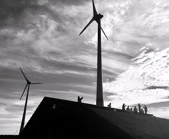 ветровые энергетические установки