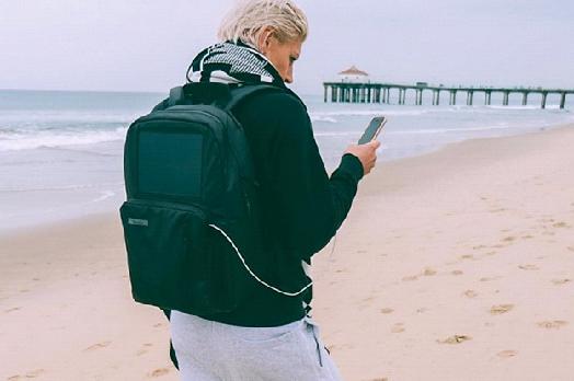 солнечные рюкзаки