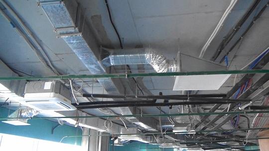 Вентиляция обмен воздуха в помещениях