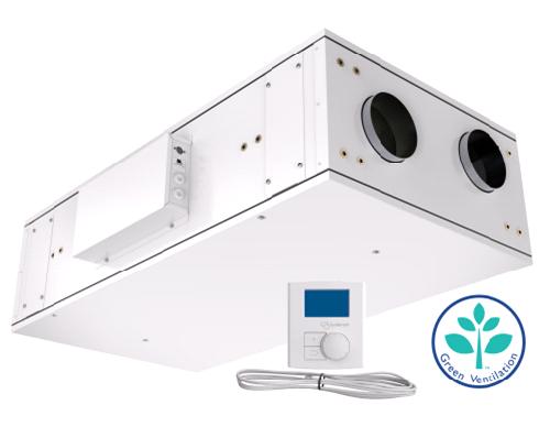 Приточно-вытяжная установка с рекуперацией тепла SAVE VSR 150