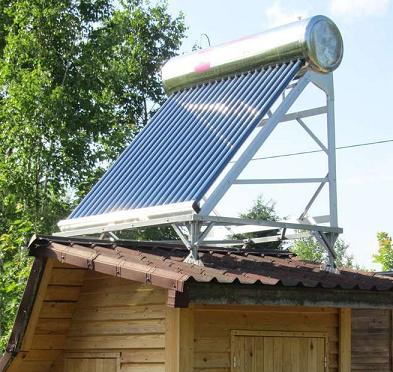 Солнечные водонагреватели ЭКОНОМ
