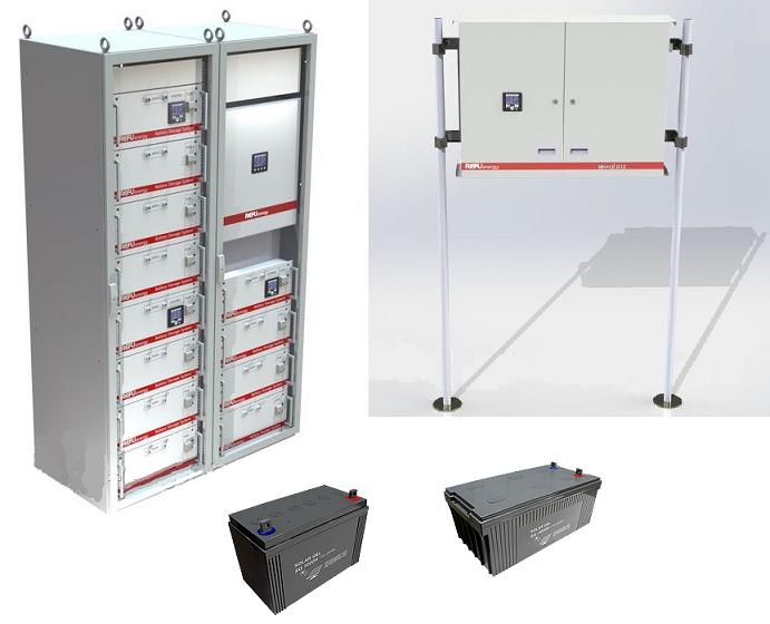 Системы накопления и хранения электроэнергии
