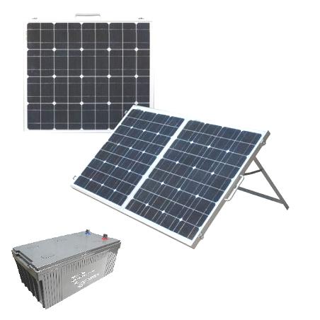 складные портативные солнечные модули